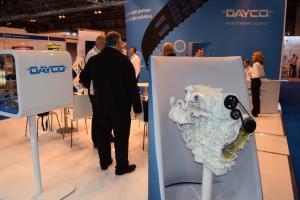 Dayco - Automechanika Birmingham 2017