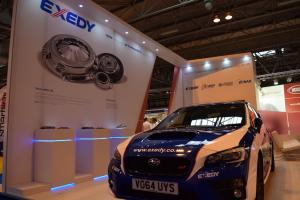 Exedy - Automechanika Birmingham 2017