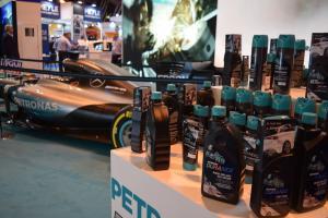 Petronas - Automechanika Birmingham 2017